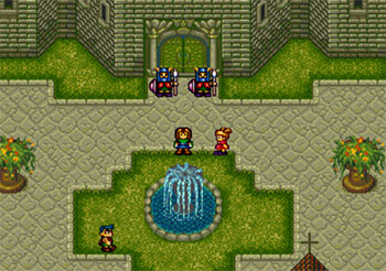 Pantallazo del juego online Beggar Prince (Genesis)