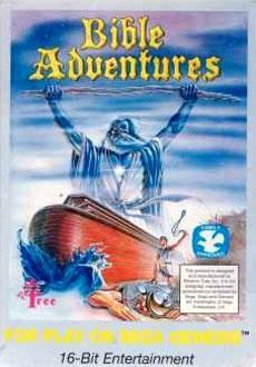 Carátula del juego Bible Adventures (Genesis)