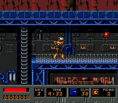 Pantallazo del juego online BOB (Genesis)