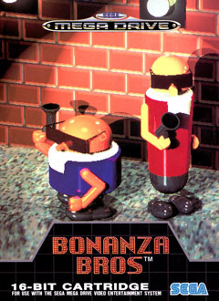 Portada de la descarga de Bonanza Bros