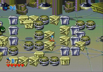 Pantallazo del juego online Disney's Bonkers (Genesis)