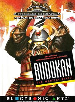 Carátula del juego Budokan - The Martial Spirit (Genesis)