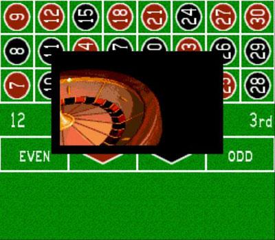 Pantallazo del juego online Caesars Palace (Genesis)