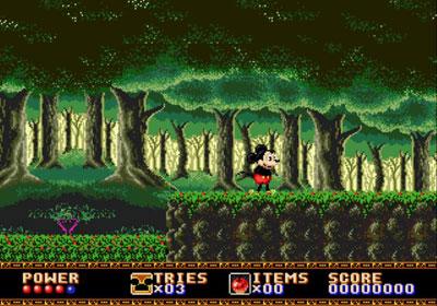 Imagen de la descarga de Castle of Illusion Starring Mickey Mouse