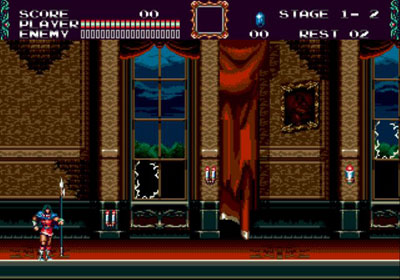 Imagen de la descarga de Castlevania – The New Generation