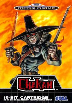 Carátula del juego Chakan - The Forever Man (Genesis)