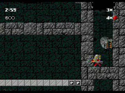 Pantallazo del juego online Chameleon Kid (Genesis)