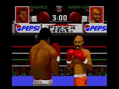 Pantallazo del juego online Chavez II (Genesis)