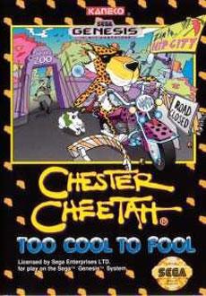 Portada de la descarga de Chester Cheetah – Too Cool to Fool