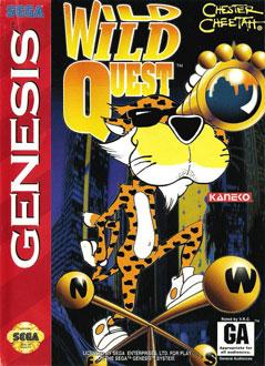 Portada de la descarga de Chester Cheetah – Wild Wild Quest