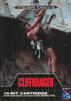 Carátula del juego Cliffhanger (Genesis)