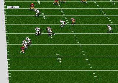 Pantallazo del juego online College Football's National Championship (Genesis)
