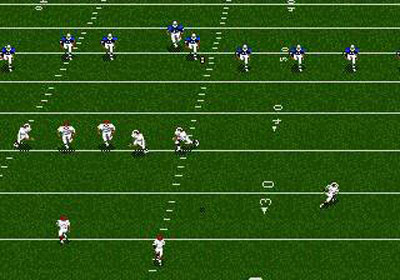 Pantallazo del juego online College Football's National Championship II (Genesis)