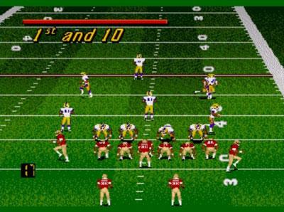 Imagen de la descarga de College Football USA 97 – The Road to New Orleans