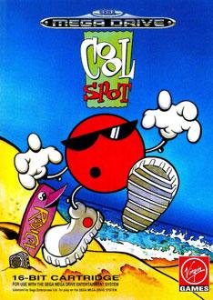 Carátula del juego Cool Spot (Genesis)