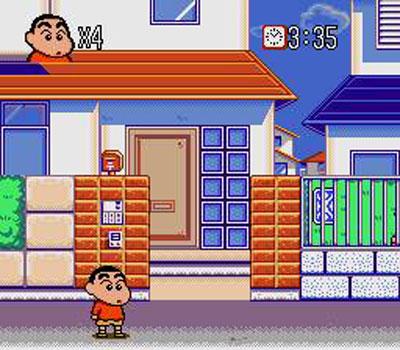 Imagen de la descarga de Crayon Shin-Chan: Arashi o Yobu Enji
