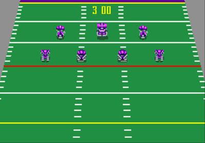 Pantallazo del juego online Cyberball (Genesis)