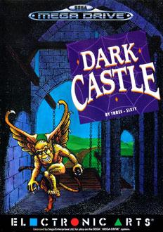 Carátula del juego Dark Castle (Genesis)