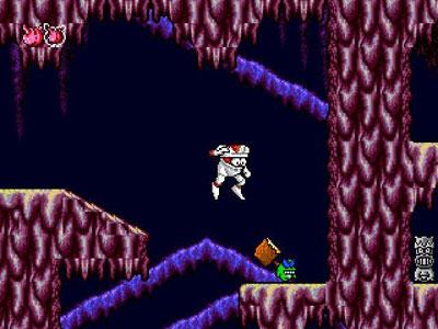 Pantallazo del juego online DecapAttack (Genesis)