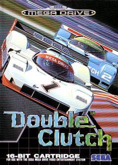 Carátula del juego Double Clutch (Genesis)