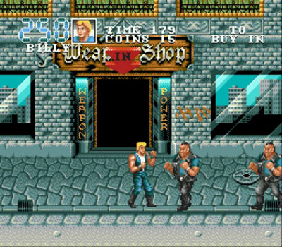 Imagen de la descarga de Double Dragon 3 – The Arcade Game