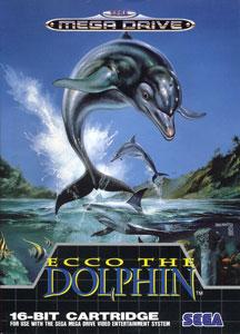 Carátula del juego Ecco the Dolphin (Genesis)
