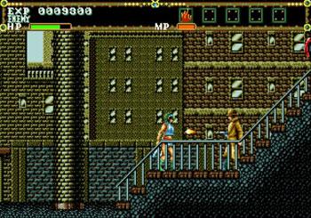 Pantallazo del juego online El-Viento (Genesis)