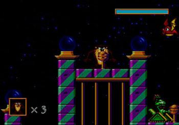 Imagen de la descarga de Taz in Escape from Mars