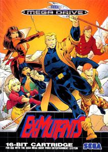 Portada de la descarga de Ex-Mutants