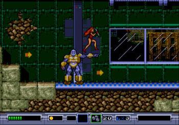Imagen de la descarga de Ex-Mutants