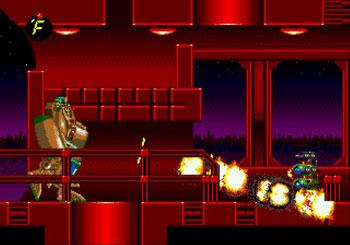 Pantallazo del juego online Exo Squad (Genesis)