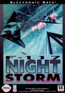 Portada de la descarga de F-117 Night Storm