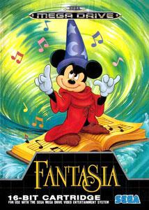 Carátula del juego Fantasia (Genesis)