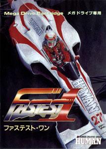 Carátula del juego Fastest 1 (Genesis)