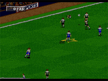 Imagen de la descarga de FIFA 2000 Gold Edition