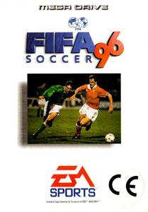 Portada de la descarga de FIFA Soccer 96