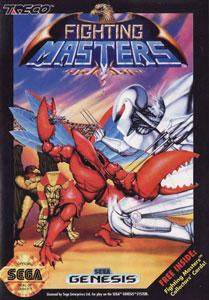 Carátula del juego Fighting Masters (Genesis)