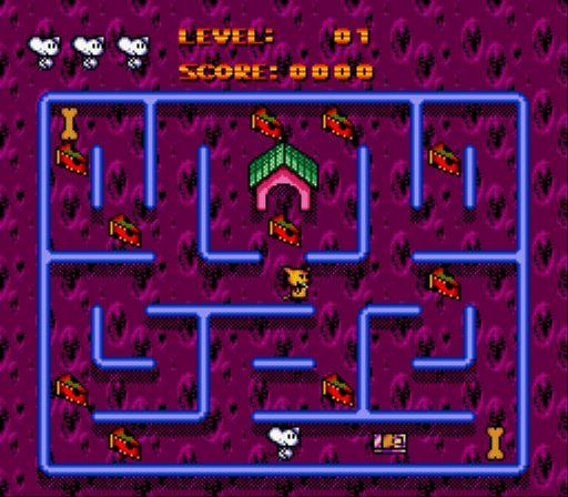 Pantallazo del juego online Fun 'N' Games (Genesis)