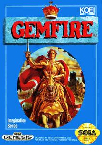 Carátula del juego Gemfire (Genesis)