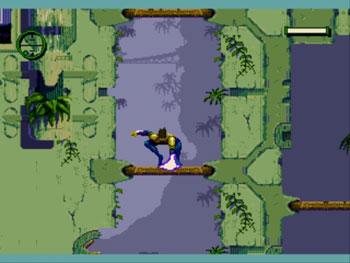 Pantallazo del juego online Generations Lost (Genesis)