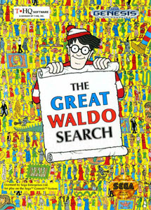 Portada de la descarga de The Great Waldo Search