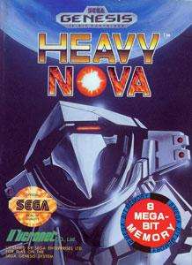 Portada de la descarga de Heavy Nova