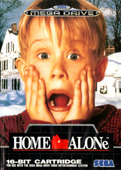 Portada de la descarga de Home Alone
