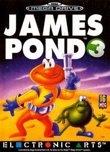 Portada de la descarga de James Pond 3: Operation Starfish