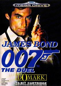 Portada de la descarga de James Bond 007: The Duel