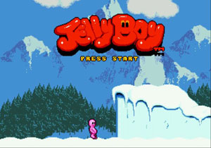 Portada de la descarga de Jelly Boy