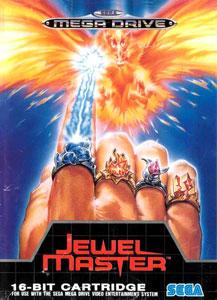 Carátula del juego Jewel Master (Genesis)