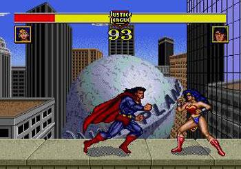 Imagen de la descarga de Justice League Task Force