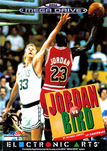 Portada de la descarga de Jordan vs Bird: One on One