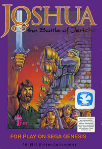 Portada de la descarga de Joshua & the Battle of Jericho